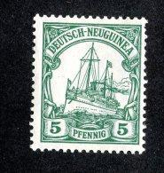 (1538)  Neuguinea 1914  Mi.21  M*  Catalogue  € 4.00 - Colonie: Nouvelle Guinée