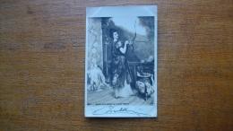 """Carte De 1905 """"""""salon De 1905 Coessin De La Fosse"""""""" """"geisha"""" - Bourses & Salons De Collections"""
