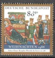Germany BRD 1988 Christmas Art Religions Michel 1396 MNH (**). - [7] Repubblica Federale