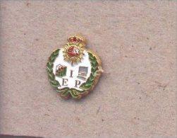 13-cnp25. Pin Emblema Instituto De Estudios Policiales . CNP - Policia