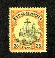 (1543)  Neuguinea 1900  Mi.11  M*  Catalogue  € 2.00 - Colonie: Nouvelle Guinée