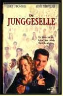 VHS Video Romantik  -  Der Junggeselle  -  Er Braucht Die Frau Fürs Leben - Noch Heute  -  Von 1999 - Lovestorys