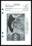 Faux Monnayage - Billet De 100 Deutsche Mark (Septembre 1977)-(art. N° 32) - Livres & Logiciels