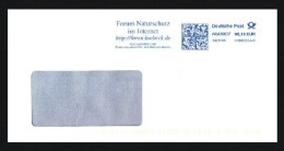 Bund / Germany: Stempel 'Forum Naturschutz, 2008' / Cancel 'Nature Conservation', 23552 Lübeck - Umweltschutz Und Klima