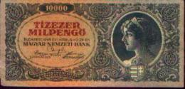 HONGRIE 10000 Pengö 1946 - Hongrie