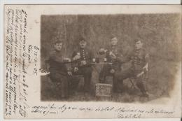 Brasschaet-Polygone. Les Bons Amis 1903. Adieu Brasschaet. - Brasschaat