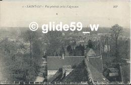 SAINT-LO - Vue Générale Prise D'Agneaux - N° 1 - Saint Lo