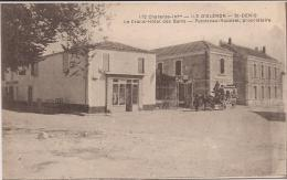 """Saint-Denis D´Oléron  """"  Le Grand-Hôtel Des Bains , Patoizeau-Rousset , Propriètaire """" Très Belle Animation ! - Ile D'Oléron"""