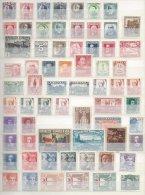 ESPAGNE - Bon Lot De Timbres Neufs Depuis 1931 - 8 Scans - 1931-50 Neufs