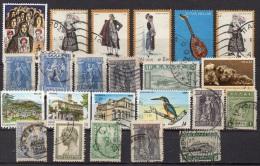 LOT De GRECE __OBL VOIR SCAN - Collections
