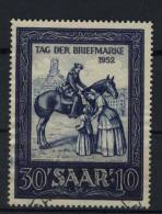 Saar Michel No. 316 gestempelt used