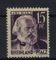 Rheinland Pfalz Michel No. 5 v w ** postfrisch
