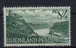 Rheinland Pfalz Michel No. 14 y w ** postfrisch