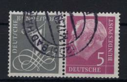 BRD W 17 gestempelt used