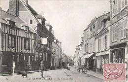 LE GRAND ANDELY LA GRANDE-RUE CAFE A. MEUNIER 27 EURE - Les Andelys
