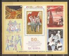 SCOUTS - RUSIA 1972 - Yvert #H75 - MNH ** - Movimiento Scout
