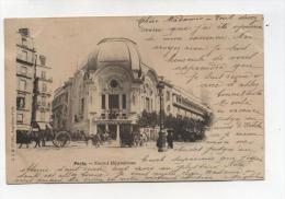 CPA 75 : PARIS  Nouvel Hippodrome  1903    A  VOIR  !!!!!!! - France