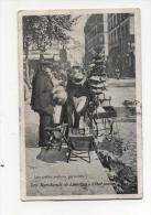CPA 75 : PARIS  Les Marchands De Lunettes Et Abat-jour  1905  Pub De Angers Au Verso   Voir Descriptif §§§§ - Artisanry In Paris