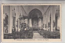 B 8660 DE PANNE - ADINKERKE, Binnenzicht Der Kerk - De Panne