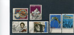 """1978-Greece- """"Anniversaries And Events"""" Complete Set Used - Usados"""