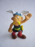 FIGURINE ASTERIX COMIC SPAIN 1984 ASTERIX Chausses Marron Foncés TBE - Asterix & Obelix