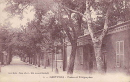 GERYVILLE POSTES ET TELEGRAPHES - Algérie