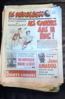 Jounal  LE HERISSON (marius L´épatant) N° 2042  Bon état 1985