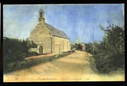 Cpa  Du 22  Lannion  Chapelle Saint Roch  Route De Trébeurden     6ao11 - Lannion