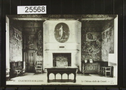 Chaumont Le Chateau Salle Du Conseil - France