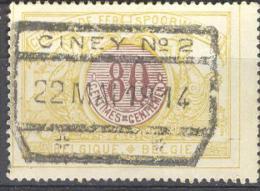 3Sw941: TR39: CINEY  N°2:  Type: FN_k - 1895-1913