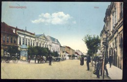 AK     Sátoraljaújhely  1915 - Ungarn