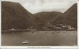 37Dd   Afrique Sainte Helene Jamestown From Anchorage - St. Helena