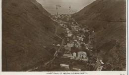 37Dd   Afrique Sainte Helene Jamestown Looking North - St. Helena