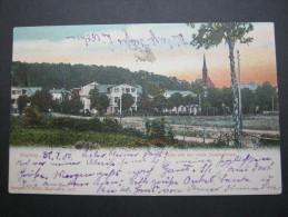 MISDROY, Schöne Karte 1904 Mit Marke + Stempel - Pommern