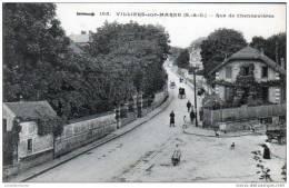 94 - VILLIERS SUR MARNE -RUE CHENNEVIERES - Villiers Sur Marne
