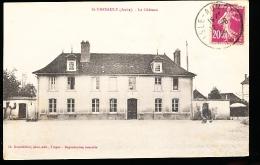 10 SAINT THIBAULT / Le Château / - Andere Gemeenten