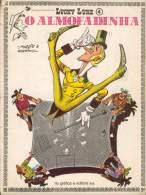 LUCKY LUKE EN PORTUGAIS O ALMOFADINHA BRESIL 1970  LE GARND DUC B ETAT - Livres, BD, Revues