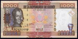 GUINEA (République De Guinée ) : 1000 Francs - 2006  UNC - Guinea