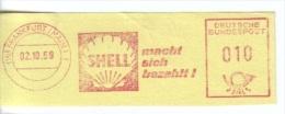 Energy - Petrol - SHELL - Pétrole