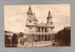 """40916      Regno  Unito,    London -  St.  Paul""""s  Cathedral,   NV - St. Paul's Cathedral"""