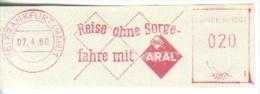 Energy - Petrol - ARAL - Pétrole