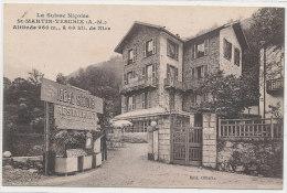 06 // SAINT MARTIN VESUBIE   La Suisse Niçoise,  RESTAUARNT  Edit Giletta - Saint-Martin-Vésubie