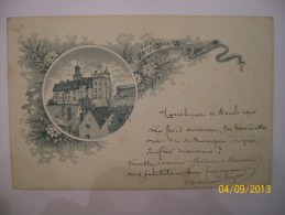 Vieux Chateau 1900 - Montlucon