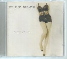 """CD   MYLENE FARMER  """" ANAMORPHOSEE"""" - 12 TITRES - Autres - Musique Française"""