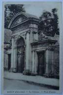 14 : Brécy Le Château Porte D´entrée - Plan Inhabituel - Ed. Dfe L´Union Des Arts Fondat. R. Boyer + 1 Offerte : Ruines - Autres Communes