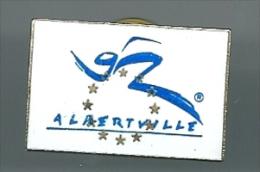 Pin JJOO Winter 1992 Albertiville 92 France - Olympic Games