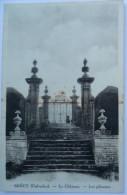 14 : Brécy - Le Château - Les Pilastres - Plan Inhabituel - Ed. Dfe L´Union Des Arts Fondat. R. Boyer  - Tache -(n°541) - Autres Communes