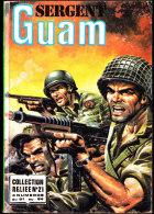 SERGENT GUAM  - Album N° 21 - Bücher, Zeitschriften, Comics