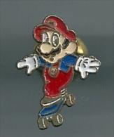 Pin Skate Super Mario Nintendo - Skateboard