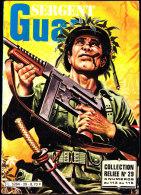 SERGENT GUAM  - Album N° 29 - Bücher, Zeitschriften, Comics